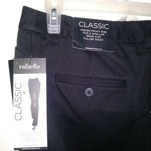 Rafaella Womens Dress Pants
